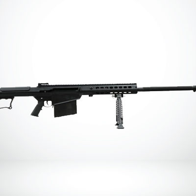 Barrett M107A1 50 BMG Black Rifle