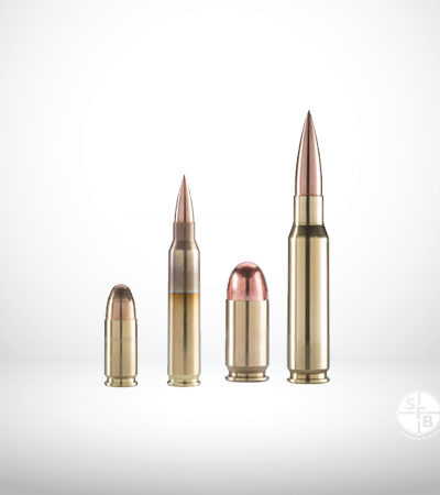 Ammunition Cases and Components