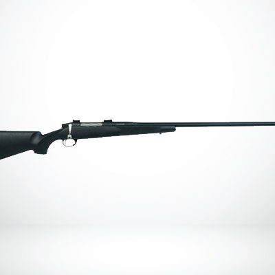 McMillan G30 Outdoorsman .338 Laupa Mag Black Rifle